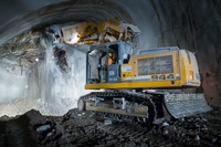Liebherr R 944 C Tunnel