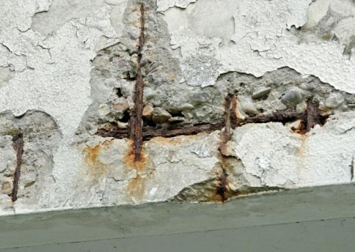 Beton sanieren cheap maroder beton machte die sanierung der tiefgarage zwingend notwendig - Abgeplatzte fliesen reparieren ...